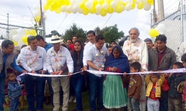 Comunidad de Los Reyes supera ancestral carencia de agua: CEAC