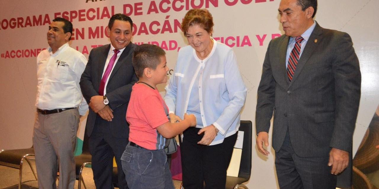 Detalla Secum el Programa Especial de Acción Cultural en Michoacán