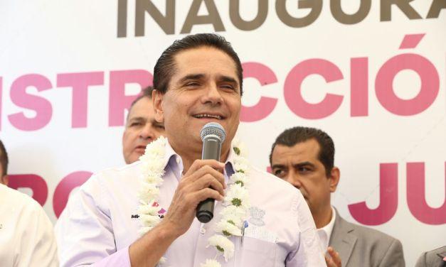 Invierte Gobierno del Estado 289 mdp en rehabilitar caminos en Zitácuaro