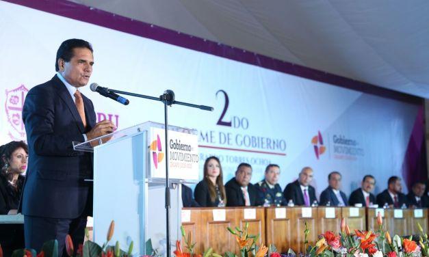 Con pluralidad y trabajo conjunto, Zacapu avanza: Silvano Aureoles