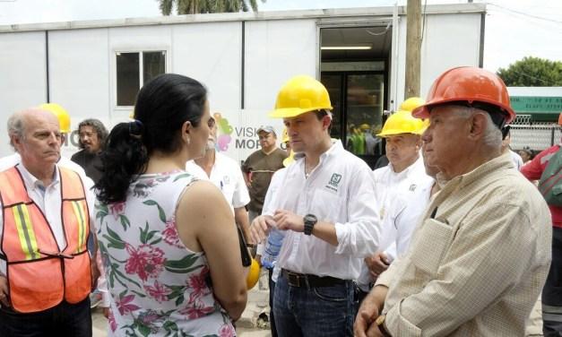 EL IMSS ANUNCIA MEDIDAS EMERGENTES PARA REPARAR Y RECONSTRUIR UNIDADES AFECTADAS POR EL SISMO EN MORELOS