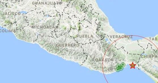 Michoacán, sin afectaciones tras sismo: PC Estatal