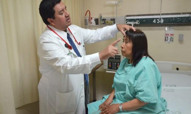 MÉDICOS DEL IMSS TRATAN EL ATAQUE CEREBRAL Y REVIERTEN SECUELAS CON TROMBOLISIS VENOSA