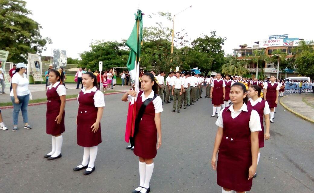 Este 20 de Noviembre habrá desfile alternativo en LC y Las Guacamayas anuncia la CNTE