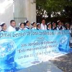 Realizará personal de enfermería del IMSS primeras Jornadas de capacitación en Salud Mental