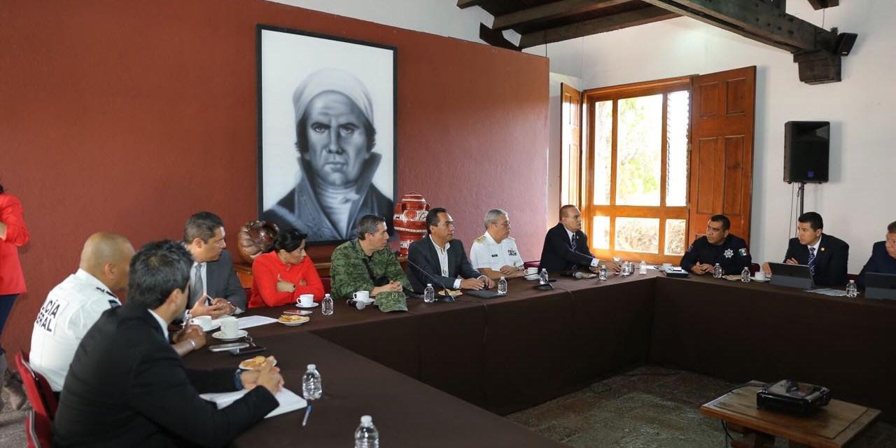 Abatido, jefe de plaza de grupo delictivo en Tierra Caliente