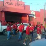 Mineros de la 274 conjuran huelga a Sadcom de Occidente, logran un 6.5% al salario