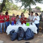 Entrega Alcalde 3 parques recreativos en comunidades del municipio
