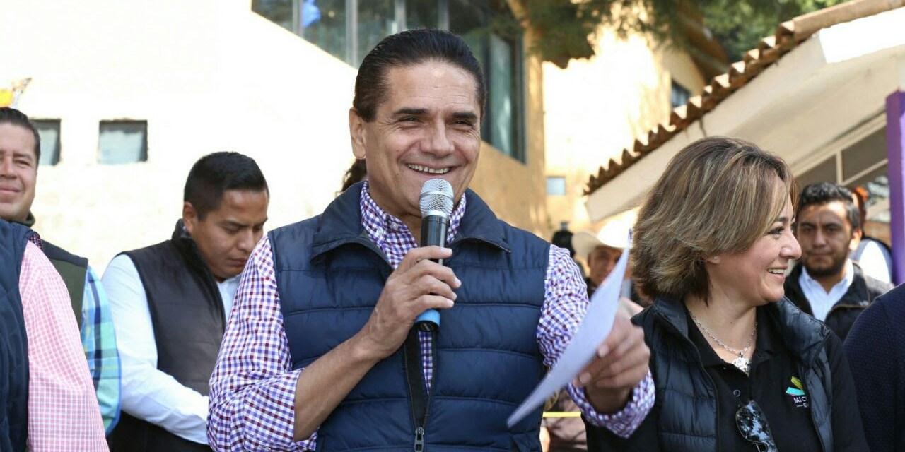 Entrega Gobernador infraestructura turística y carretera por 34 mdp en El Rosario