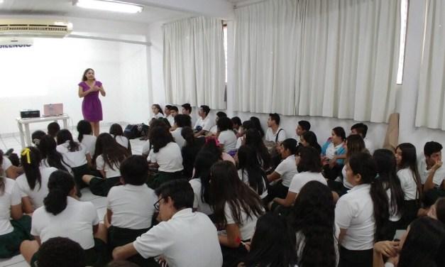 Más escuelas solicitan talleres contra la violencia y drogadicción entre jóvenes