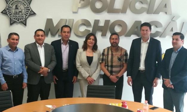 Logra SESESP 146 mdp para fortalecer seguridad en Michoacán