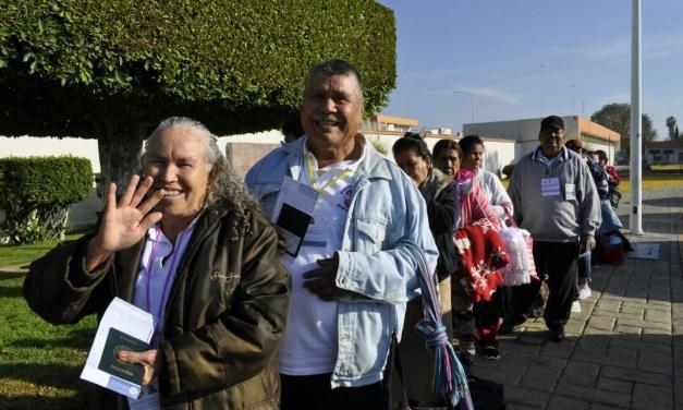 Palomas Mensajeras reúne a madre e hija que tenían 40 años sin verse