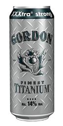 Birra GORDON FINEST TITANIUM