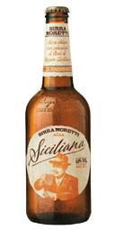 Birra MORETTI SICILIANA