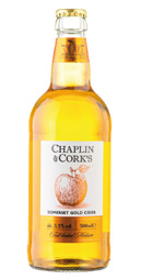 CHAPLIN & CORK'S SOMERSET GOLD CIDER