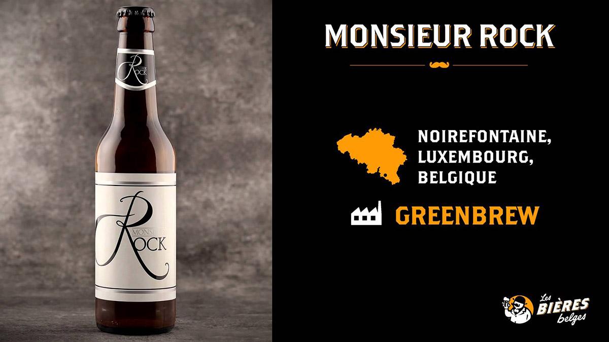 Monsieur Rock: la birra dal carattere belga unisce tradizione e modernità