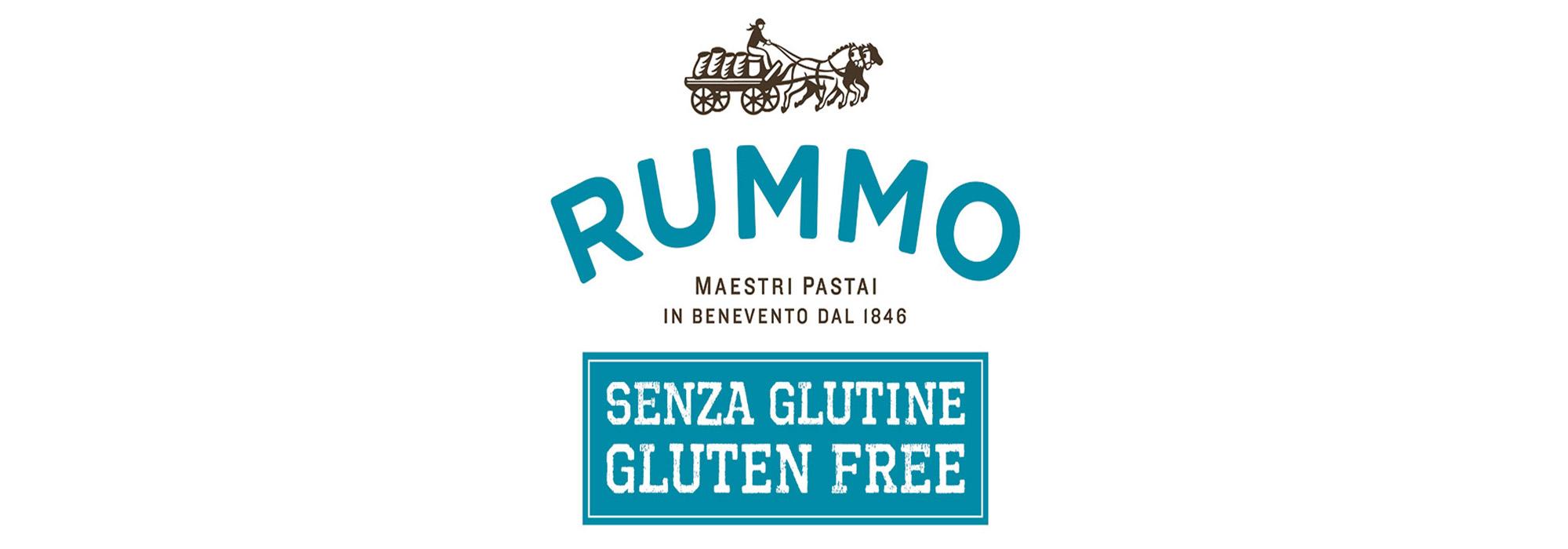 Pasta gluten free Rummo: una grande pasta per tutti