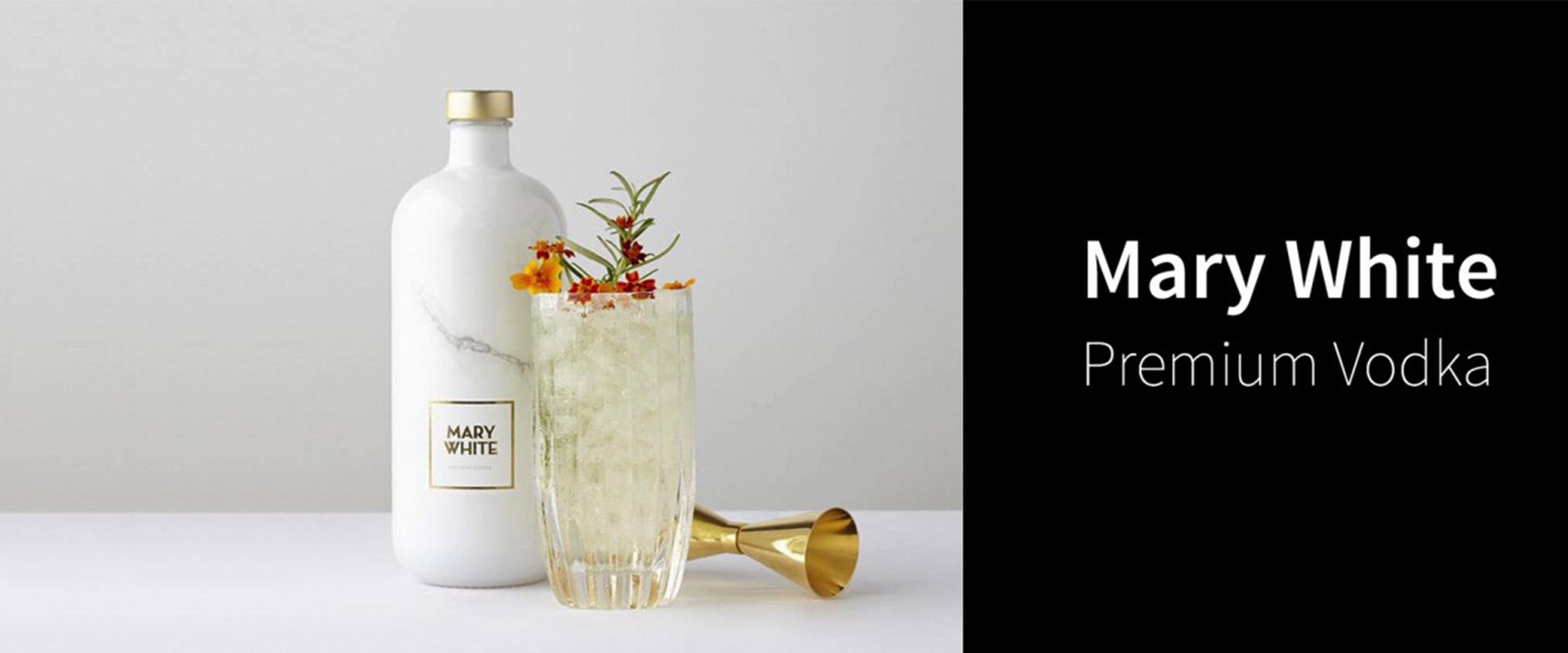 Mary White Vodka: la regina belga dei distillati