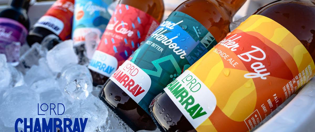 Il rebranding di Lord Chambray: un pezzo di Malta in ogni bottiglia
