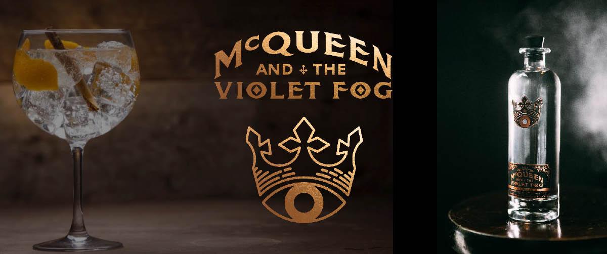 McQueen and the Violet Fog: un nuovo standard per il gin di alta qualità