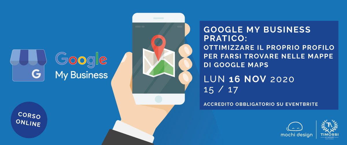 16 Nov 2020 – Google My Business pratico