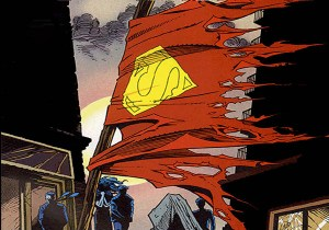 death-of-superman-cape