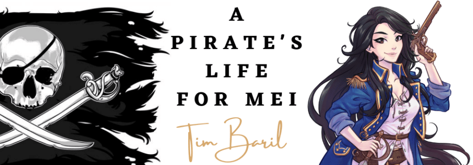 Mei Ling Pirates Life Banner