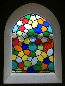 Islamic Mosaic Stained Glass Tim Carter