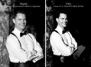 Film vs. Digital