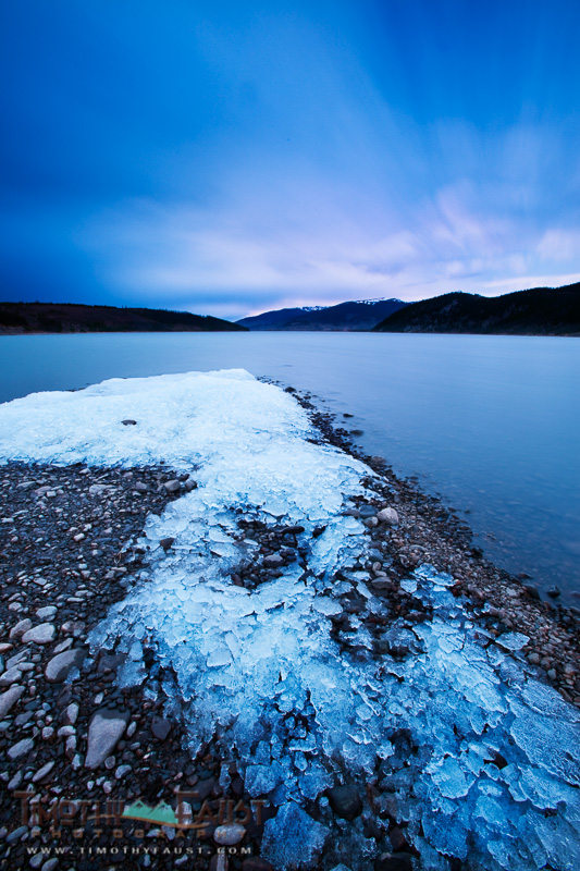 Thawing Lake Dillon