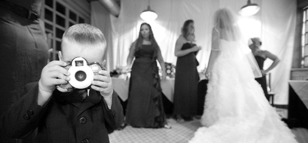 wedding guest camera phone