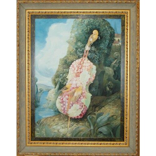 Fifteen Violins - Framed