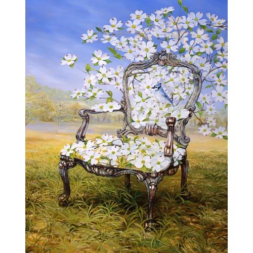 Flowering Dogwood Chair