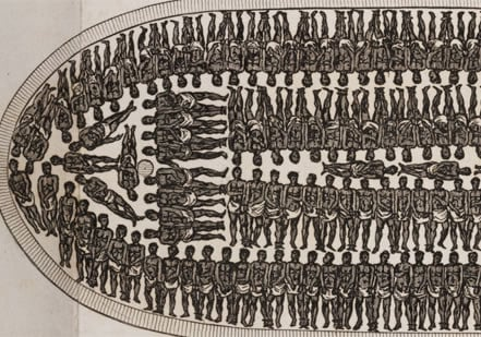 The horrors of the Middle Passage were what made American slavery possible
