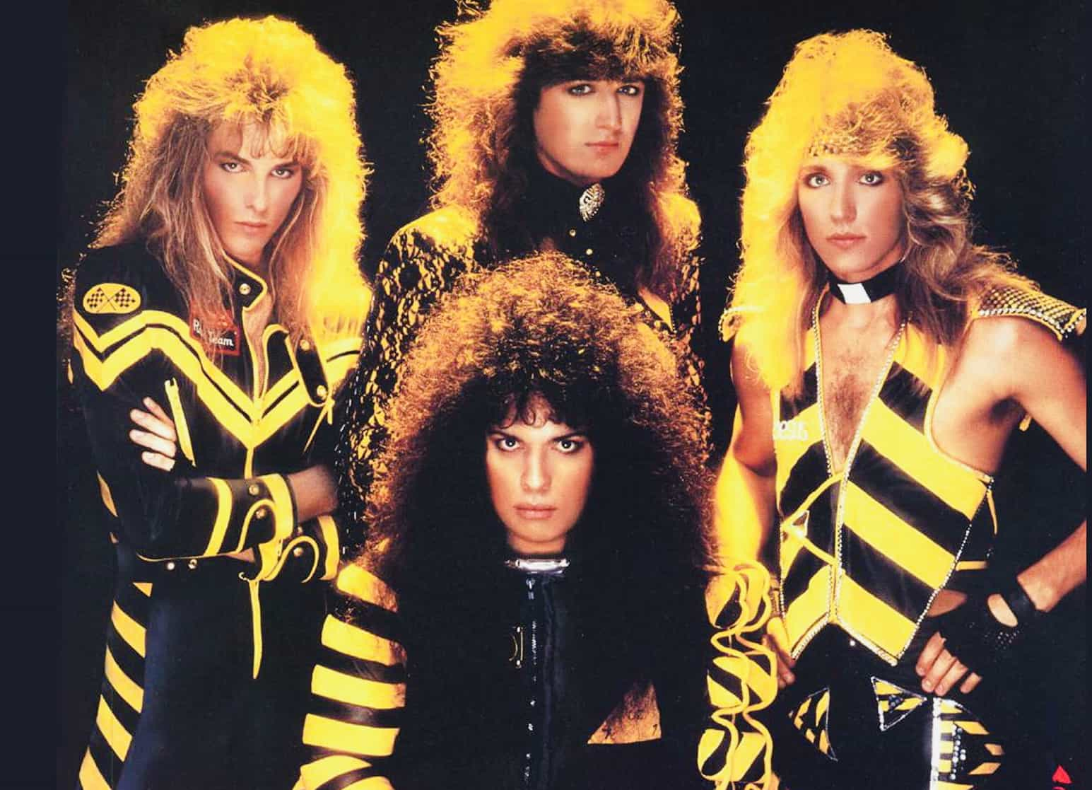 Stryper exemplifying the problem of evil