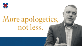 In a skeptical age, we need more apologetics, not less