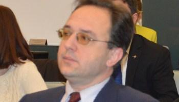 Consiliul Consultativ Interinstituțional, prezidat de dr. Petre Guran, secretar de Stat
