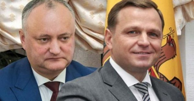 After PSRM voted with both, Dodon sees no chance for a stable parliamentary majority