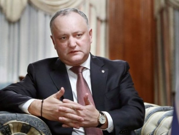"Deputy NOW: ""Dodon needed time to reposition himself in discussions with PD, otherwise he would have arrived after the grates"""