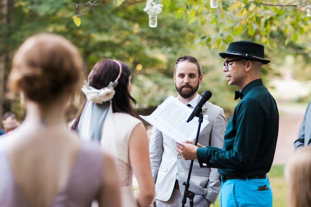 catskills wedding at full moon