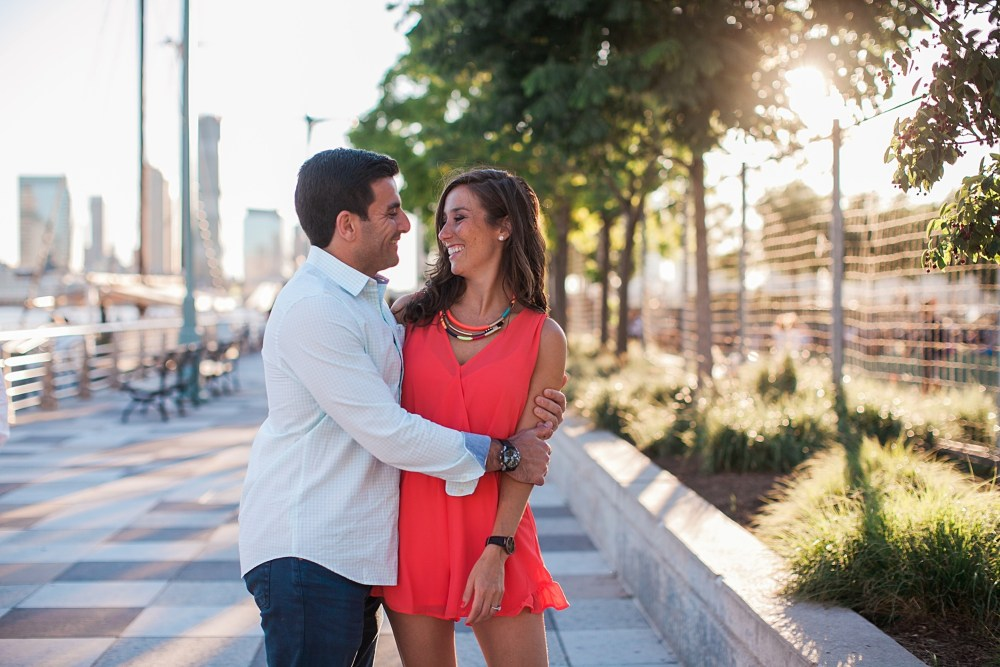 A West Village Engagement Session With Hudson River Views_0130
