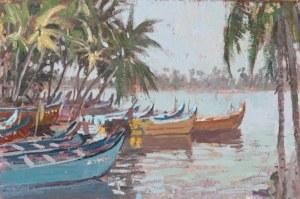 Kerala Fishing Boats