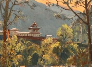 Old Dzong, Tashiyanktsi