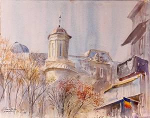 St Demetrius, Lipscani, Bucharest