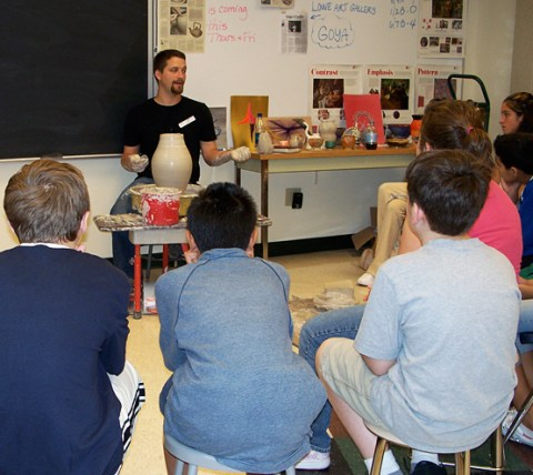 Classroom Strategies for Teaching Ceramics