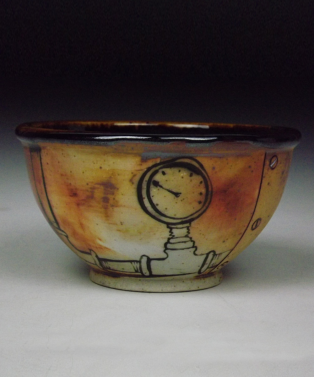 Bowl and a Gauge