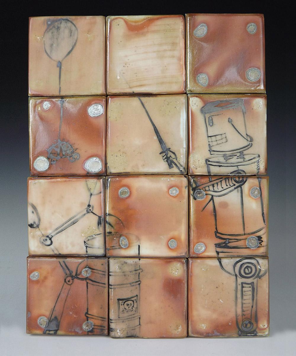 Turtle Wall Tile