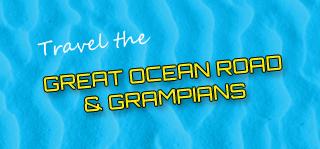 Great Ocean Road Grampians link