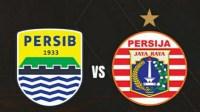 Link Live Streaming di Leg Kedua Persib Bandung vs Persija Jakarta