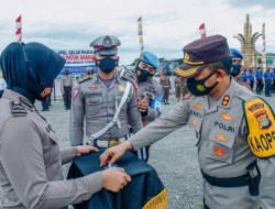Kapolres Mateng Pimpin Apel Gelar Pasukan Operasi Patuh Siamasei 2021